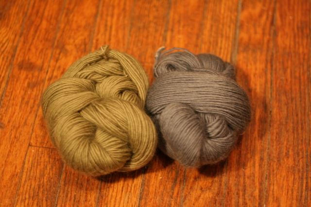 Swiss skeins