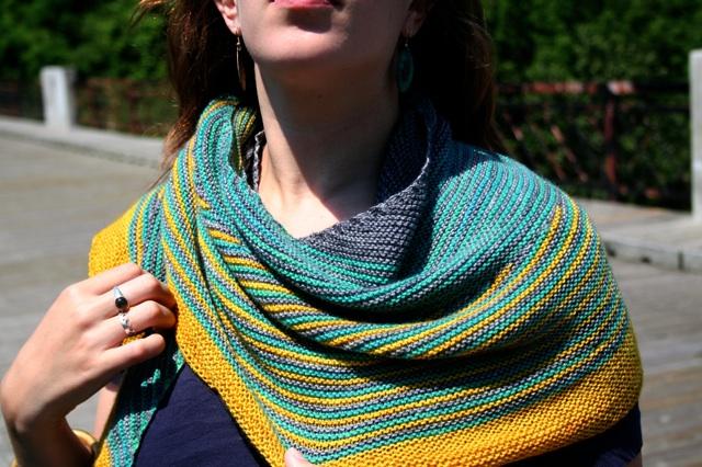 So summery. So soft. So stripy.