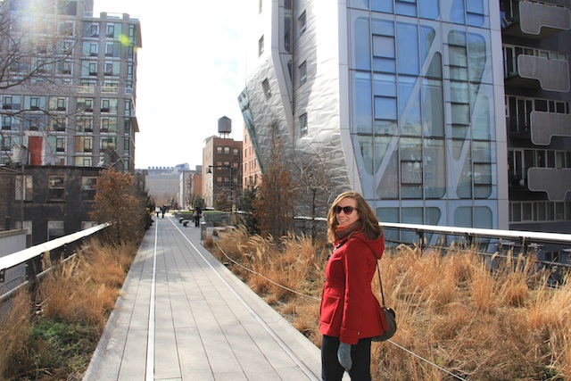 The High Line was a definite highlight. We started at 28th Street and walked all the way to the end, stopping for lunch at Chelsea Market. I cannot recommend this highly enough – what an awesome way to experience New York.