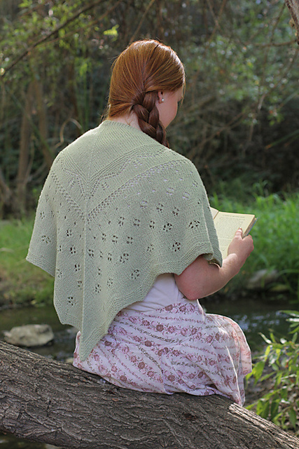 Avonlea, photo by Audry Nicklin, from Ravelry