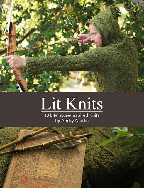 Lit Knits by Audry Nicklin