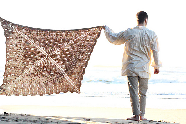 Sail to Treasure Island, photo by Audry Nicklin, from Ravelry