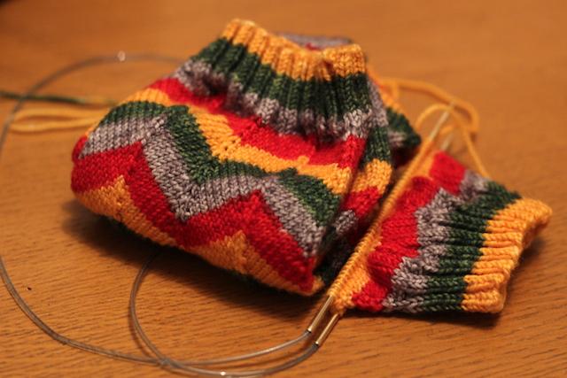 Holiday socks!